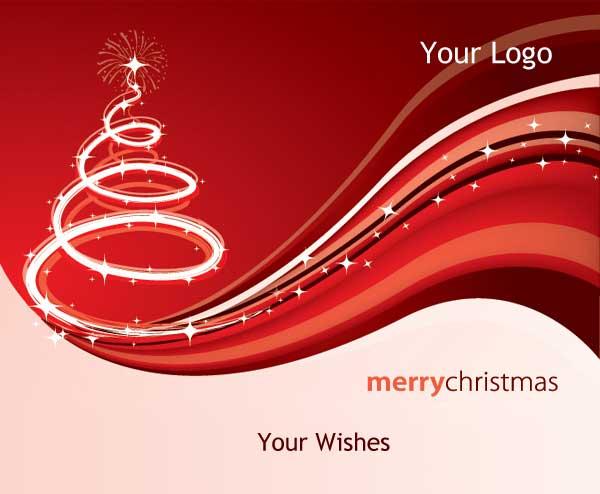 Κόκκινο Χριστουγεννιάτικο Δέντρο