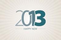 Ευτυχισμένο το Νέο Έτος 2013
