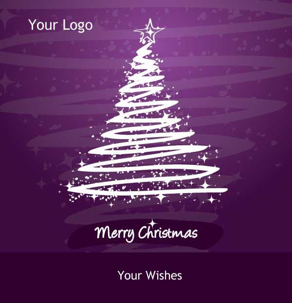 Minimal Χριστουγεννιάτικο Δέντρο