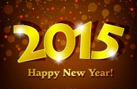 golden_2015_Happy_New_Year_with_sparking_spot_lights_background