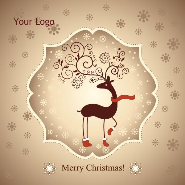Χριστουγεννιάτικο Ελάφι