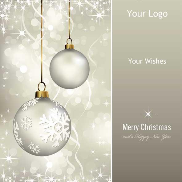 Χρυσές Χριστουγεννιάτικες Μπάλες