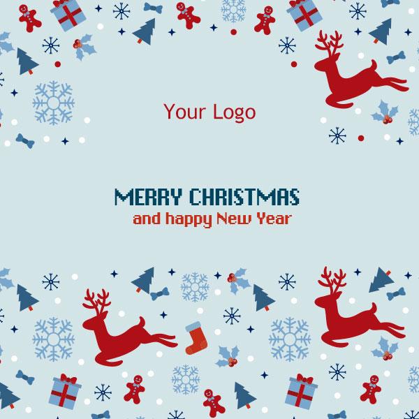Καλά Χριστούγεννα και Ευτιχισμένος ο Καινούργιος Χρόνος